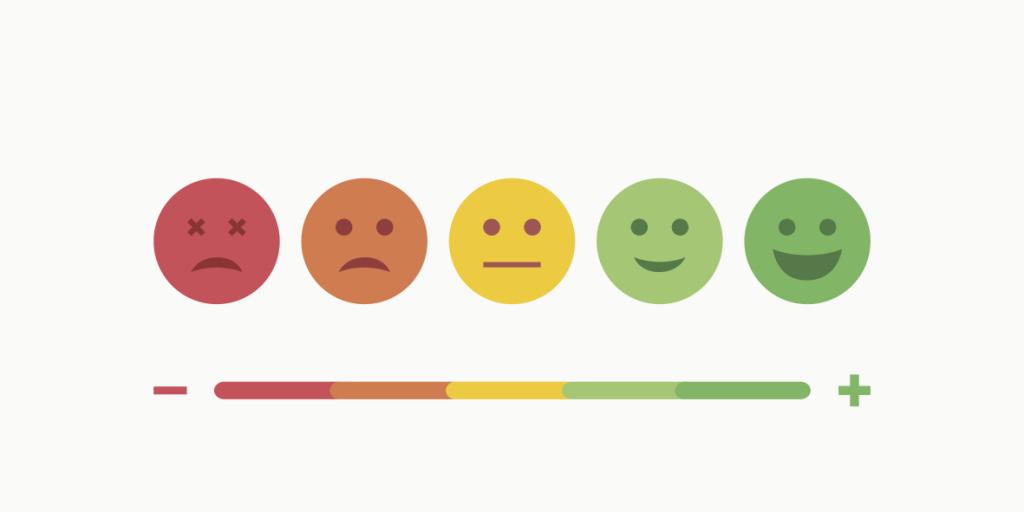 Set of Emoji Colored Flat Icons