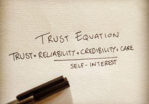 trust equation